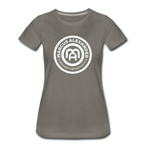 Marcus Alexander Official Logo - Women's Premium T-Shirt