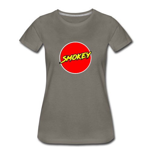 Smokey Mug - Women's Premium T-Shirt