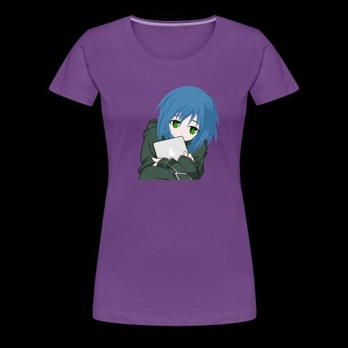 comic - Women's Premium T-Shirt