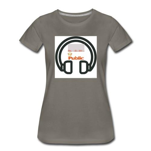 Public - Women's Premium T-Shirt