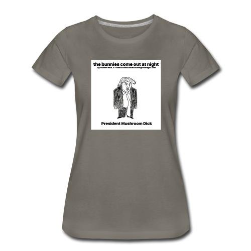 tbcoan Mushroom Dick - Women's Premium T-Shirt