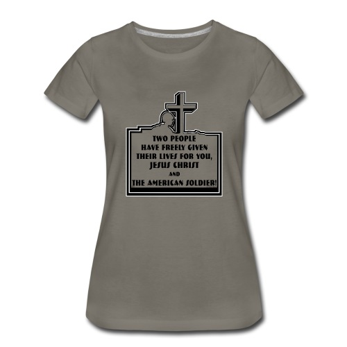 TWO PEOPLE - Women's Premium T-Shirt