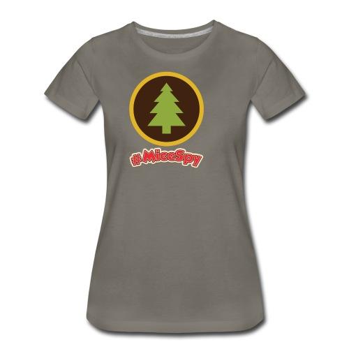 Redwood Creek Explorer Badge - Women's Premium T-Shirt