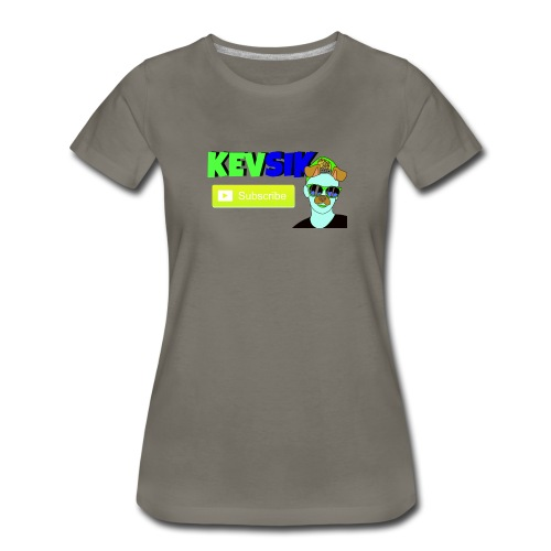 KEVSIK Hoodie - Women's Premium T-Shirt