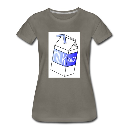 Box of milk - Women's Premium T-Shirt