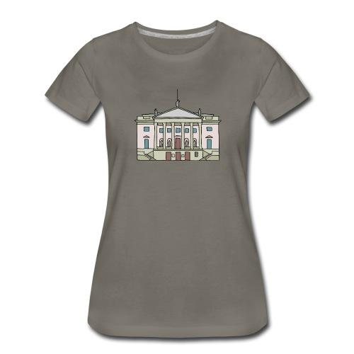 Berlin State Opera - Women's Premium T-Shirt