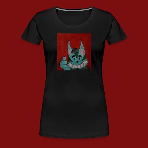 K 0SS Kat - Women's Premium T-Shirt
