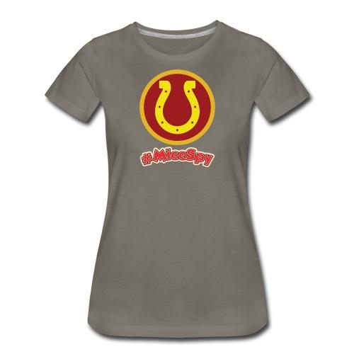 Golden Horseshoe Explorer Badge - Women's Premium T-Shirt