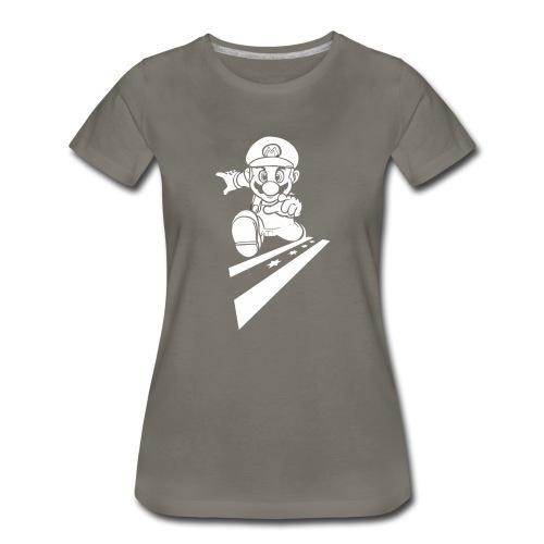 super1 - Women's Premium T-Shirt
