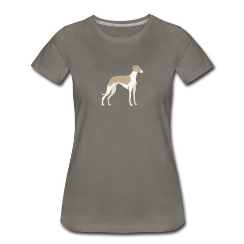 Whippet - Women's Premium T-Shirt
