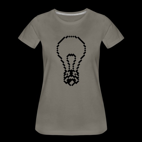 lightbulb - Women's Premium T-Shirt