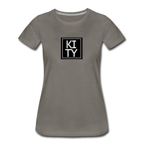 Kity na kvadrat - Women's Premium T-Shirt
