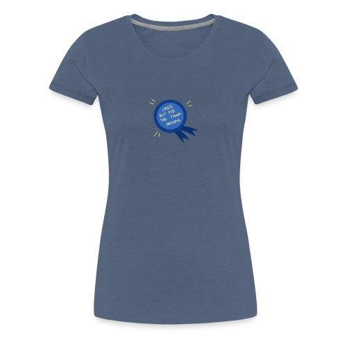 Regret - Women's Premium T-Shirt