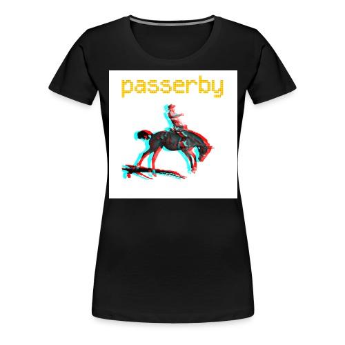 cowboy - Women's Premium T-Shirt