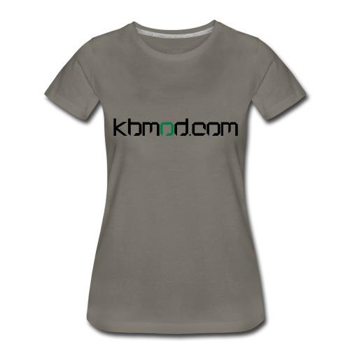kbmoddotcom - Women's Premium T-Shirt