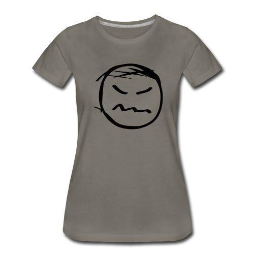 kicky head solo - Women's Premium T-Shirt