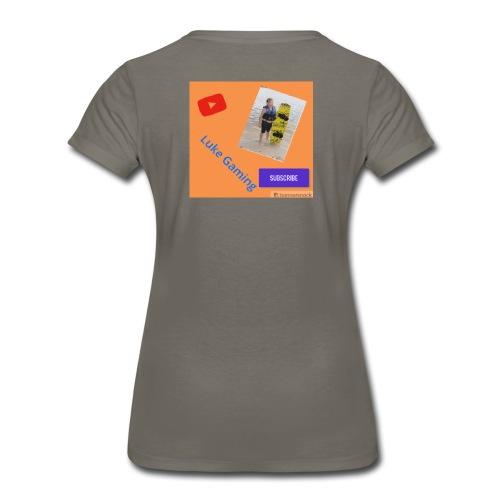 Luke Gaming T-Shirt - Women's Premium T-Shirt