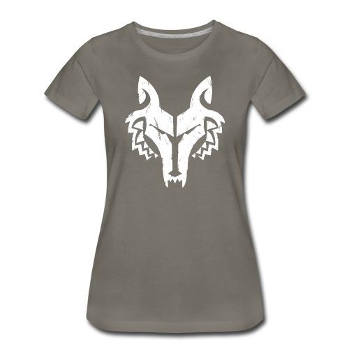 Wolfpack shirt front - Women's Premium T-Shirt