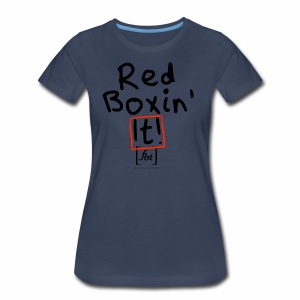 Red Boxin' It! [fbt] - Women's Premium T-Shirt