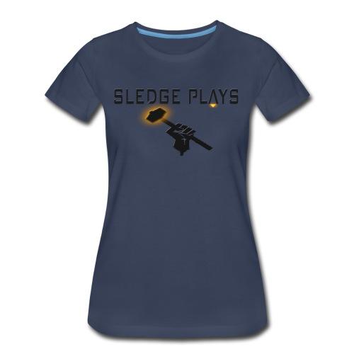 OverSledge - Women's Premium T-Shirt
