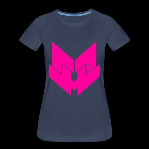 Matriix Media Kids Pink - Women's Premium T-Shirt