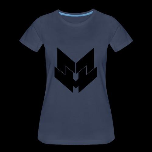 Matriix media kids black - Women's Premium T-Shirt