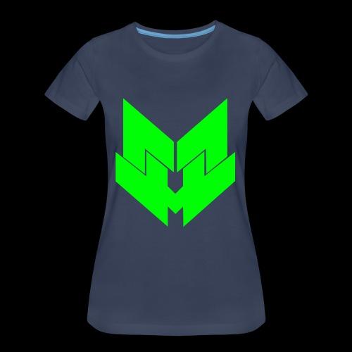 Matriix Media Kids Green - Women's Premium T-Shirt
