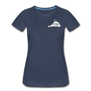 Bluebird Logo - Women's Premium T-Shirt