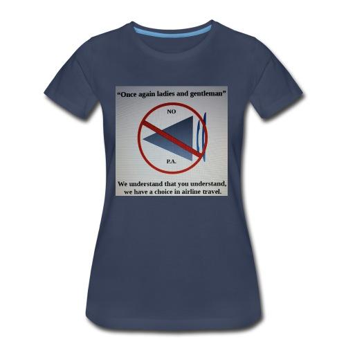 Travel Shirt - Women's Premium T-Shirt