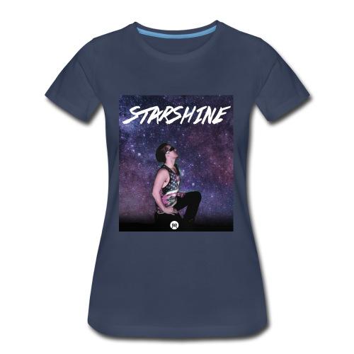 Starshine Single Design - Women's Premium T-Shirt
