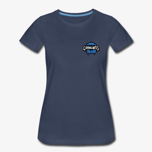 Cranium LOGO - Women's Premium T-Shirt