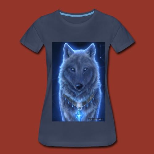 WolfyRaps4life - Women's Premium T-Shirt