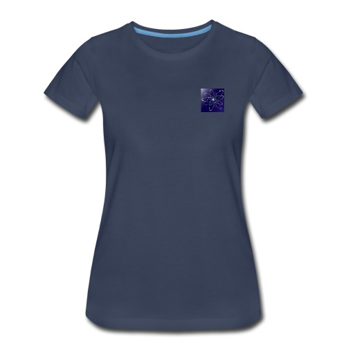 Physics' Logo - Women's Premium T-Shirt