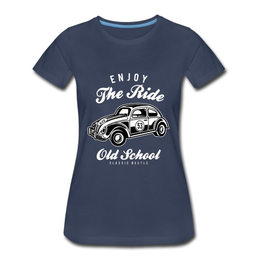Enjoy The Ride - Women's Premium T-Shirt