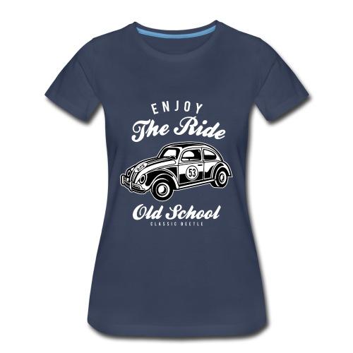 Enjoy The Ride - Women's Premium T-Shirt