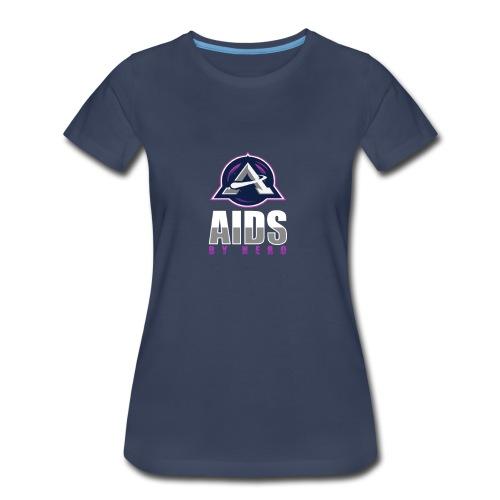 AIDS (Ambien Parody) - Women's Premium T-Shirt