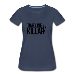 Timeline Killah - Women's Premium T-Shirt