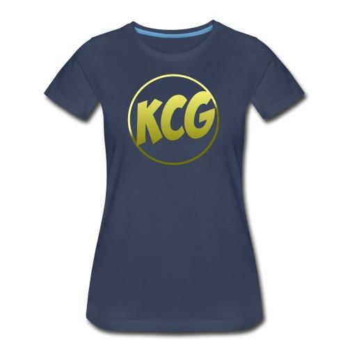 KingCyrus logo - Women's Premium T-Shirt