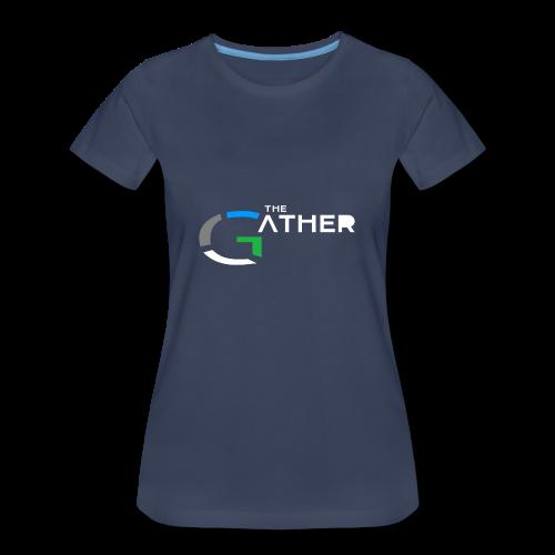 The Gather Logo - Women's Premium T-Shirt
