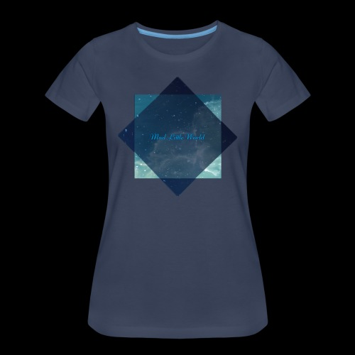 Mad Little World - Women's Premium T-Shirt