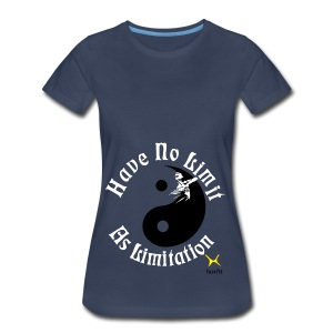Have No Limit As Limitation - Women's Premium T-Shirt