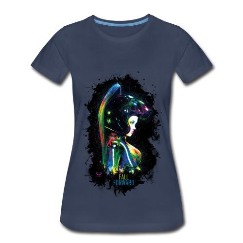 I will be ready - Women's Premium T-Shirt