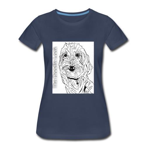The Doodle Look - Women's Premium T-Shirt