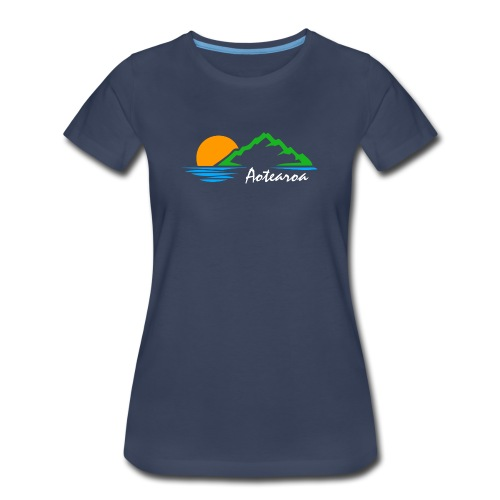 Aotearoa - Women's Premium T-Shirt