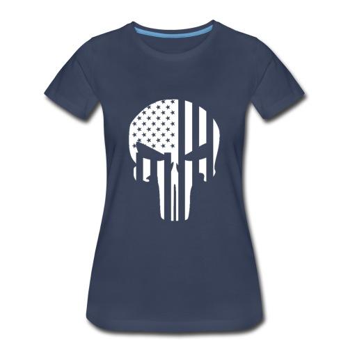punisher - Women's Premium T-Shirt