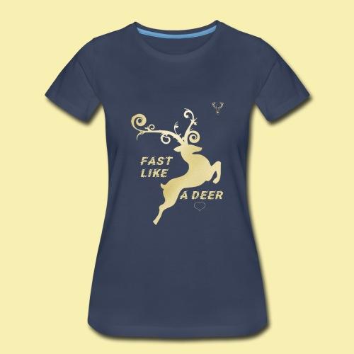 A DEER T-SHIRT - Women's Premium T-Shirt