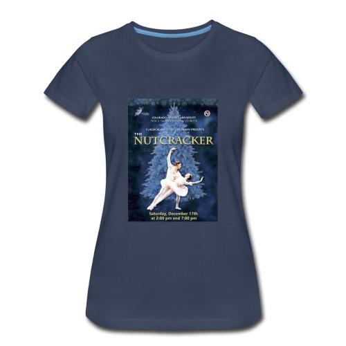 CBC Nutcracker Product - Women's Premium T-Shirt