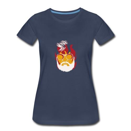 KABALI 02 - Women's Premium T-Shirt