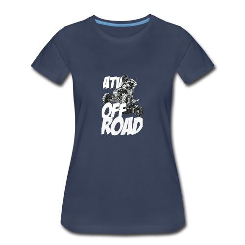 ATV OFF ROAD - Women's Premium T-Shirt