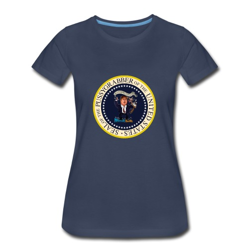 POTUS_Grabber - Women's Premium T-Shirt